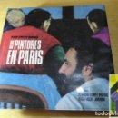 Libros de segunda mano: APULEYO MENDOZA, PLINIO/GOMEZ PULIDO, IGNACIO/LUCIA JORDAN, OLGA:NUESTROS PINTORES EN PARÍS. Lote 103890259