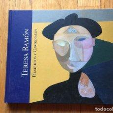 Libros de segunda mano: DESIERTOS Y CARDENALES, TERESA RAMON. Lote 103935939