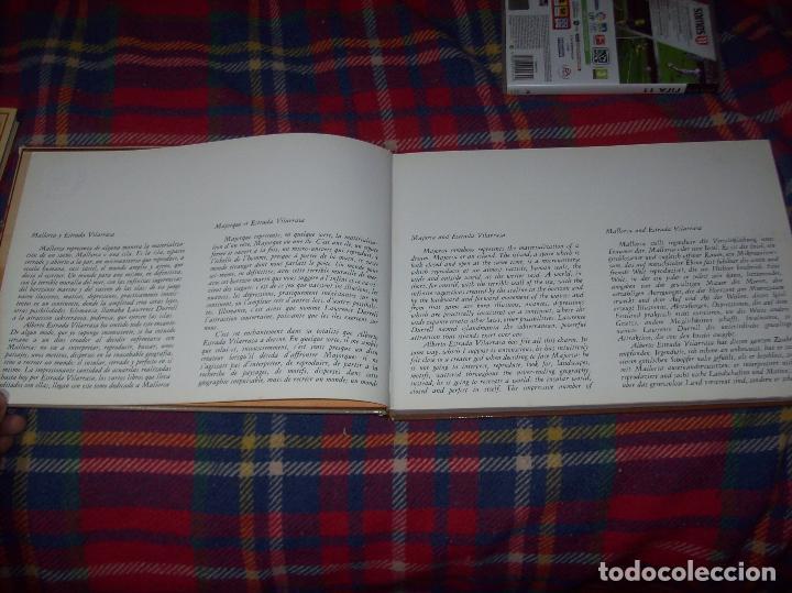 Libros de segunda mano: MALLORCA Y ESTRADA VILARRASA.ANTOLOGÍA A CARGO DE BALTASAR PORCEL. ED. AUSA. 1983. - Foto 5 - 104017915