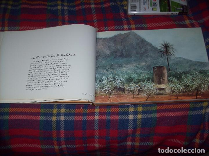 Libros de segunda mano: MALLORCA Y ESTRADA VILARRASA.ANTOLOGÍA A CARGO DE BALTASAR PORCEL. ED. AUSA. 1983. - Foto 6 - 104017915