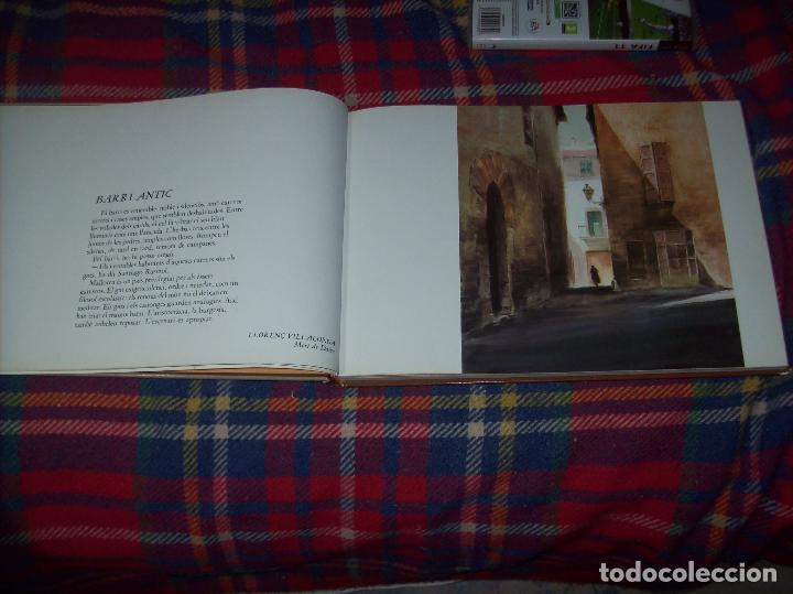 Libros de segunda mano: MALLORCA Y ESTRADA VILARRASA.ANTOLOGÍA A CARGO DE BALTASAR PORCEL. ED. AUSA. 1983. - Foto 7 - 104017915