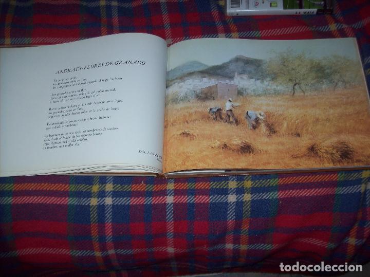 Libros de segunda mano: MALLORCA Y ESTRADA VILARRASA.ANTOLOGÍA A CARGO DE BALTASAR PORCEL. ED. AUSA. 1983. - Foto 10 - 104017915