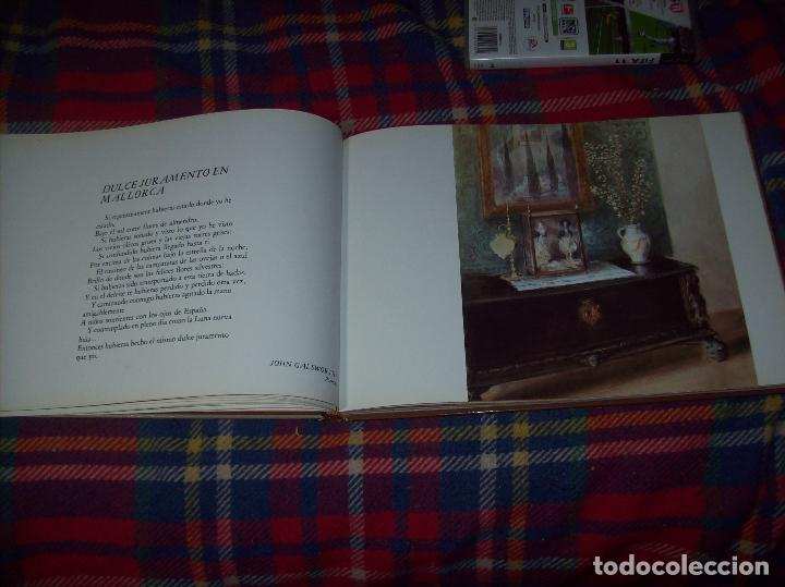 Libros de segunda mano: MALLORCA Y ESTRADA VILARRASA.ANTOLOGÍA A CARGO DE BALTASAR PORCEL. ED. AUSA. 1983. - Foto 13 - 104017915
