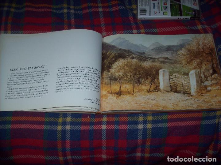 Libros de segunda mano: MALLORCA Y ESTRADA VILARRASA.ANTOLOGÍA A CARGO DE BALTASAR PORCEL. ED. AUSA. 1983. - Foto 14 - 104017915