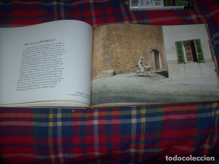Libros de segunda mano: MALLORCA Y ESTRADA VILARRASA.ANTOLOGÍA A CARGO DE BALTASAR PORCEL. ED. AUSA. 1983. - Foto 17 - 104017915