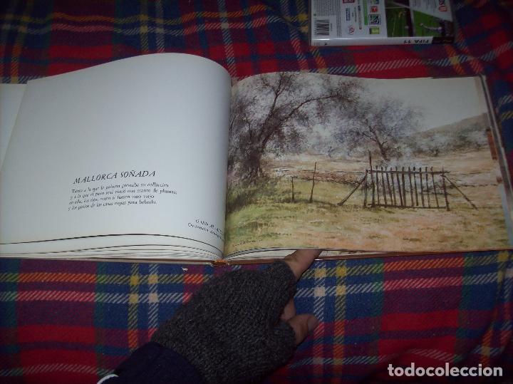 Libros de segunda mano: MALLORCA Y ESTRADA VILARRASA.ANTOLOGÍA A CARGO DE BALTASAR PORCEL. ED. AUSA. 1983. - Foto 18 - 104017915