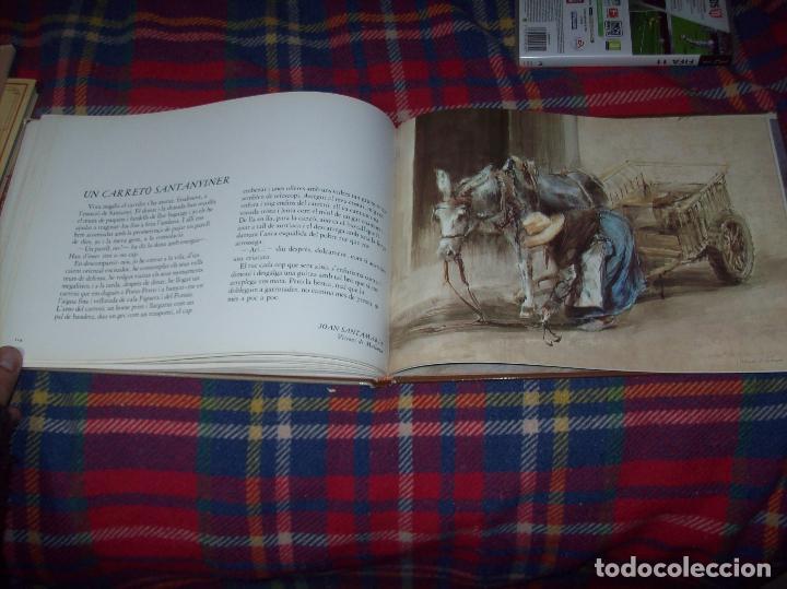Libros de segunda mano: MALLORCA Y ESTRADA VILARRASA.ANTOLOGÍA A CARGO DE BALTASAR PORCEL. ED. AUSA. 1983. - Foto 20 - 104017915