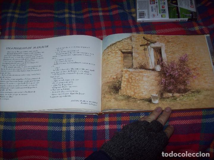 Libros de segunda mano: MALLORCA Y ESTRADA VILARRASA.ANTOLOGÍA A CARGO DE BALTASAR PORCEL. ED. AUSA. 1983. - Foto 21 - 104017915