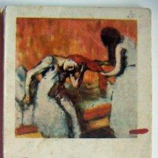 Libros de segunda mano: DEGAS - MUJERES EDITORIAL GUSTAVO GILI, BARCELONA 1958. Lote 104212595