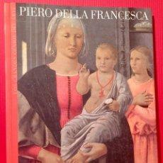 Libros de segunda mano: PIERO DE LA FRANCESCA. LOS GRANDES GENIOS DEL ARTE. BIBLIOTECA EL MUNDO. PRESENTADO POR VÍCTOR NIETO. Lote 104282035