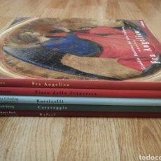 Libros de segunda mano: LOTE DE LIBROS DE ARTE (2). Lote 104467375