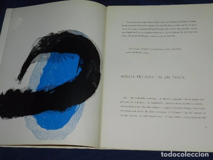 Libros de segunda mano: (M) DERRIERE LE MIROIR - PEINTURES MURALES JOAN MIRO 1961 MAEGHT EDITEUR NUM 128 - Foto 7 - 104618675