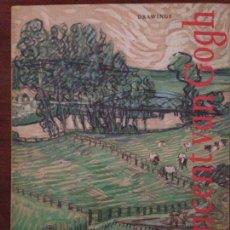 Libros de segunda mano: VAN GOGH - DRAWINGS - DIBUJOS - MONDADORI. Lote 104950527