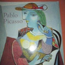 Libros de segunda mano: ARTE-CATALOGO-PABLO PICASSO 1881.1973-BENEDIKT TASCHEN-GERMANY-1990-INGO F.WALTHER-VER FOTOS. Lote 104654019