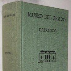 Libros de segunda mano: CATALOGO DE LAS PINTURAS MUSEO DEL PRADO 1985 *. Lote 105252859