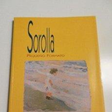 Libros de segunda mano: SOROLLA PEQUEÑO FORMATO FONDOS DEL MUSEO SOROLLA EDIT. 1996 ILUSTRADO. . Lote 158888140