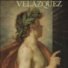Libros de segunda mano: VELÁZQUEZ -CATÁLOGO EXPOSICIÓN MUSEO DEL PRADO 1990-. Lote 105738407