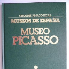 Libros de segunda mano: MUSEO PICASSO - GRANDES PINACOTECAS - MUSEOS DE ESPAÑA - ROSA MARIA SUBIRANA TORRENT - ORGAZ. Lote 105754919