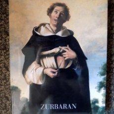 Libros de segunda mano: ZURBARAN. IV CENTANARIO. MUSEO DE BELLAS ARTES DE SEVILLA. 1998. Lote 105891579