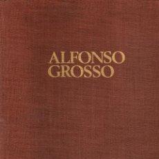 Libros de segunda mano: ALFONSO GROSSO. CUADROS DE INTERIOR 1966. SEIX BARRAL, 1966.. Lote 116787983