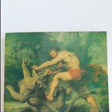 Libros de segunda mano: PEDRO PALBLO RUBENS (1577 - 1640) EXPOSICION HOMENAJE. DICIEMBRE 1977 - MARZO 1978. MADRID. W. Lote 106037407