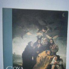 Libros de segunda mano: LIBROS PINTURA - GOYA COETANEOS Y SEGUIDORES PINTURAS DIBUJOS Y ESTAMPAS FUNDACION LAZARO GALIANO. Lote 106051935