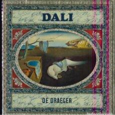 Libros de segunda mano: DALI DE DRAEGER. Lote 106149467