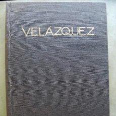 Libros de segunda mano: VELAZQUEZ. VOLUMEN DOS. 1964. JOSE CAMON AZNAR. ESPASA CALPE GRAN FORMATO W. Lote 106917635