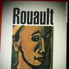 Libros de segunda mano: ROUAULT. Lote 107339591