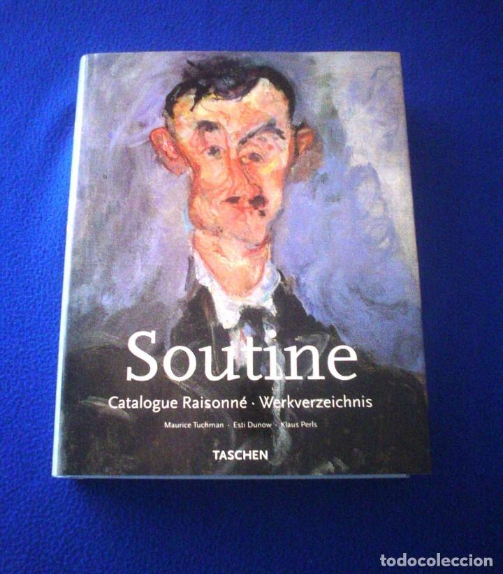 CHAIM SOUTINE (1893 - 1943) - CATALOGUE RAISONNÉ - TUCHMAN, DUNOW, PERLS (Libros de Segunda Mano - Bellas artes, ocio y coleccionismo - Pintura)