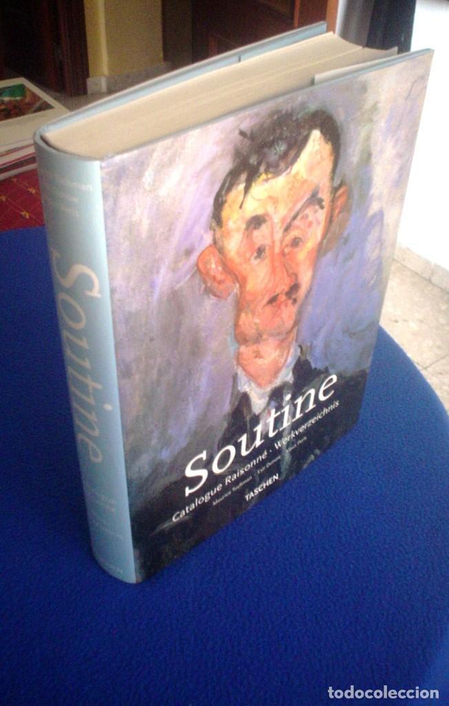 Libros de segunda mano: CHAIM SOUTINE (1893 - 1943) - CATALOGUE RAISONNÉ - TUCHMAN, DUNOW, PERLS - Foto 2 - 107496719