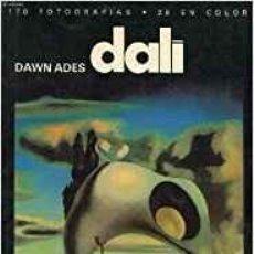 Libros de segunda mano: DALÍ. DAWIN ADES. Lote 107590443