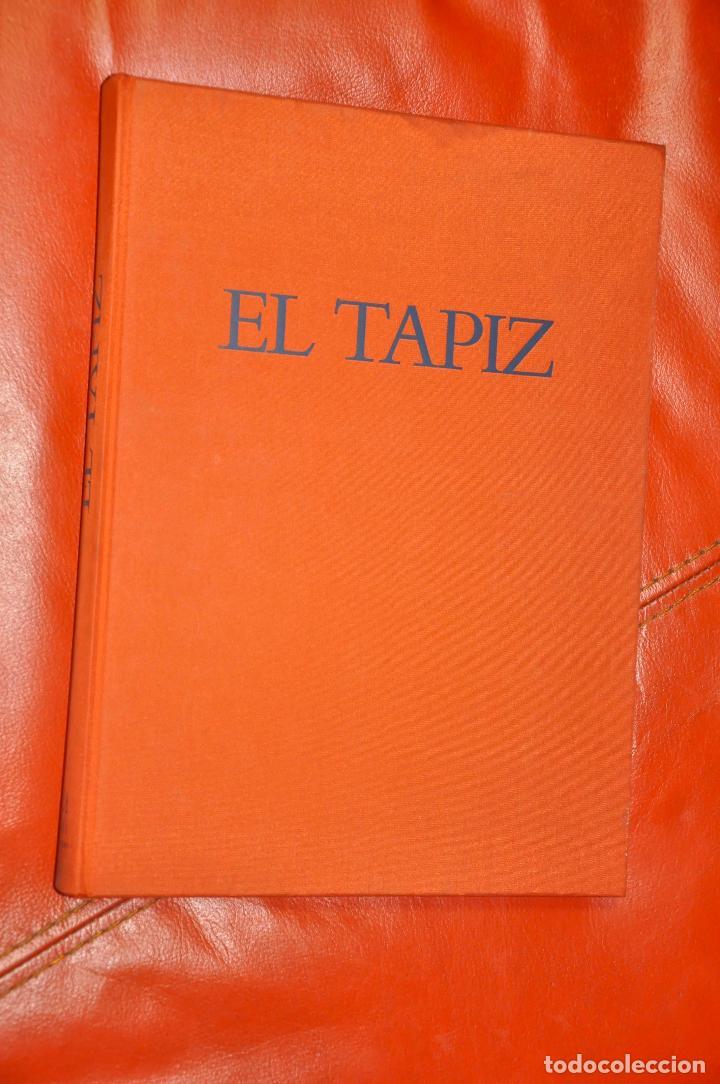 HISTORIA DE UN ARTE EL TAPIZ , SKIRA 1985 (Libros de Segunda Mano - Bellas artes, ocio y coleccionismo - Pintura)