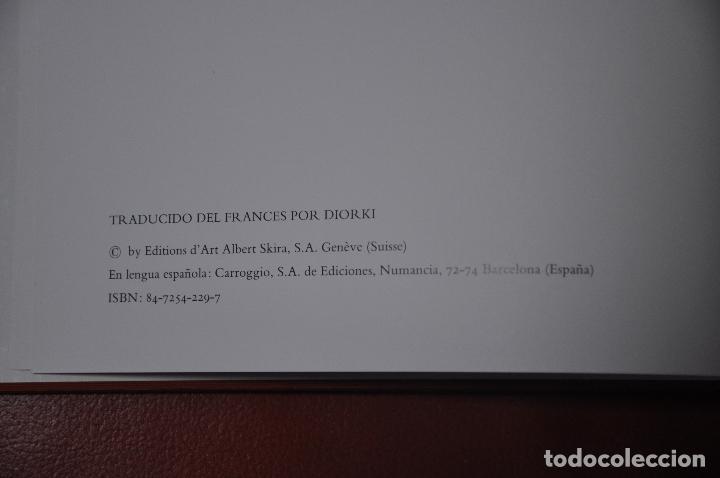 Libros de segunda mano: HISTORIA DE UN ARTE EL TAPIZ , SKIRA 1985 - Foto 2 - 108335463