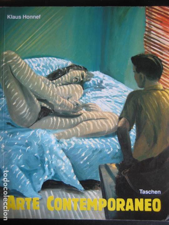 ARTE CONTEMPORÁNEO TASCHEN - KLAUS HONNEF (Libros de Segunda Mano - Bellas artes, ocio y coleccionismo - Pintura)