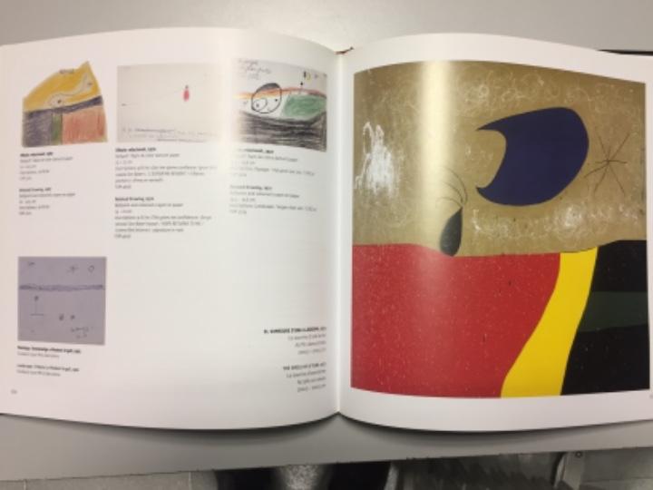 Libros de segunda mano: Joan Miró, apuntes de una colección. Colección Katsuta. Autora Rosa Maria Malet. NUEVO! - Foto 4 - 104803927