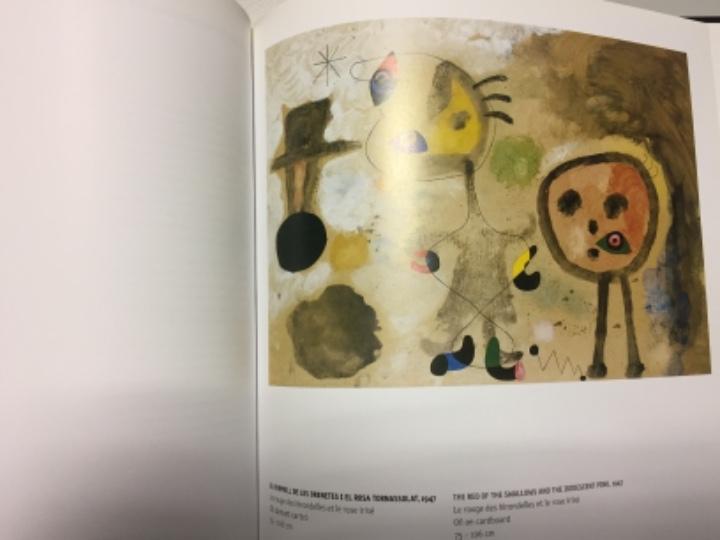 Libros de segunda mano: Joan Miró, apuntes de una colección. Colección Katsuta. Autora Rosa Maria Malet. NUEVO! - Foto 5 - 104803927