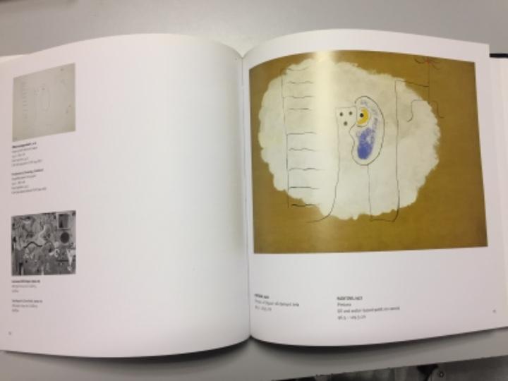Libros de segunda mano: Joan Miró, apuntes de una colección. Colección Katsuta. Autora Rosa Maria Malet. NUEVO! - Foto 6 - 104803927