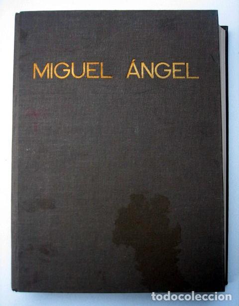 MIGUEL ANGEL, DE JOSÉ CAMÓN AZNAR (Libros de Segunda Mano - Bellas artes, ocio y coleccionismo - Pintura)