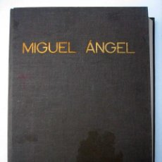 Libros de segunda mano: MIGUEL ANGEL, DE JOSÉ CAMÓN AZNAR. Lote 108839151