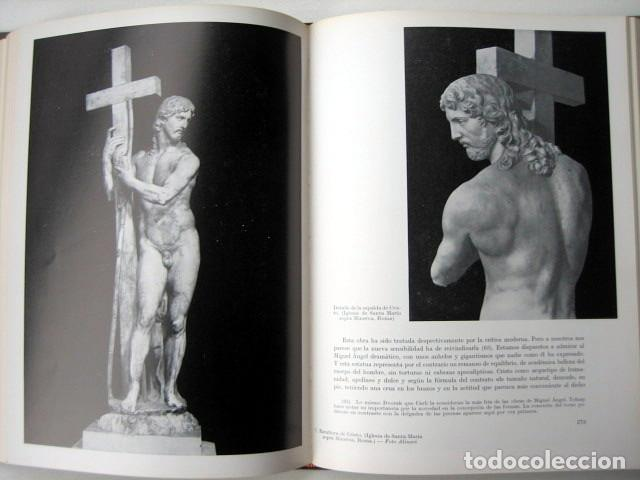 Libros de segunda mano: Miguel Angel, de José Camón Aznar - Foto 5 - 108839151