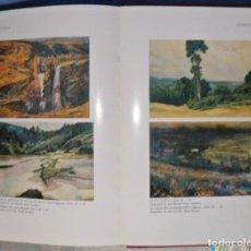 Libros de segunda mano: PINTORES ASTURIANOS CONCHA MORI FLORENTINO SORIA. PATRICIO ADURIZ.. Lote 109081043