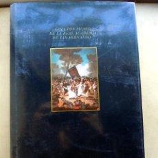 Libros de segunda mano: GUIA DEL MUSEO DE LA REAL ACADEMIA DE SAN FERNANDO. 1988. Lote 109546947