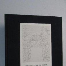 Libros de segunda mano: CARLOS SAENZ DE TEJADA. LOS AÑOS DE LA LIBERTAD. FUNDACION MAPFRE VIDA 1998. PINTURA VER FOTOS. Lote 109550491