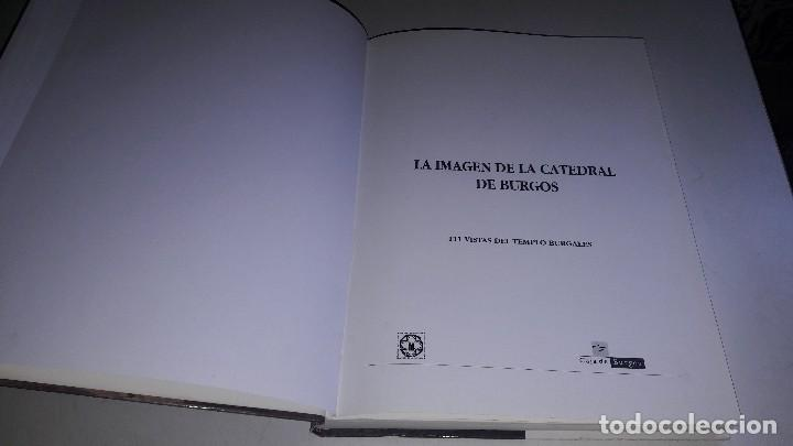 Libros de segunda mano: LA IMAGEN DE LA CATEDRAL DE BURGOS....1995.. - Foto 2 - 109751179