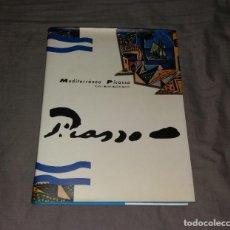 Libros de segunda mano: LIBRO. MEDITERRÁNEO PICASSO. TOMÁS Y MANUEL MARTÍNEZ BLASCO, CAM, 1995. Lote 109779627
