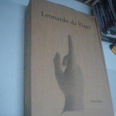 Libros de segunda mano: LEONARDO DA VINCI 1452-1519 OBRA PICTÓRICA COMPLETA Y OBRA GRÁFICA. TASCHEN. 2003. EN ESPAÑOL. Lote 109993679