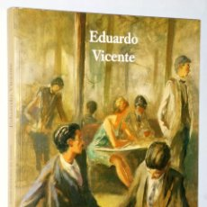 Libros de segunda mano: EDUARDO VICENTE. Lote 110018043