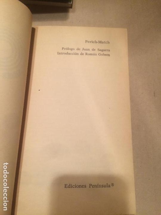 Libros de segunda mano: Antiguo libro Perich Match año 1971 - Foto 2 - 110117807