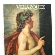 Libros de segunda mano: VELAZQUEZ CATÁLOGO MUSEO DEL PRADO 1990. Lote 110168243